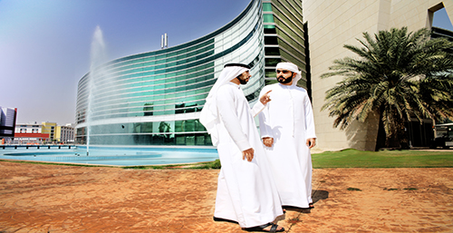 A Magnificent New Campus of UAEU, Abu Dhabi